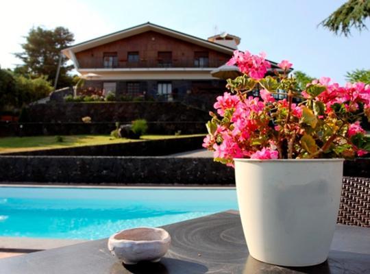 Fotos do Hotel: Etna Hut