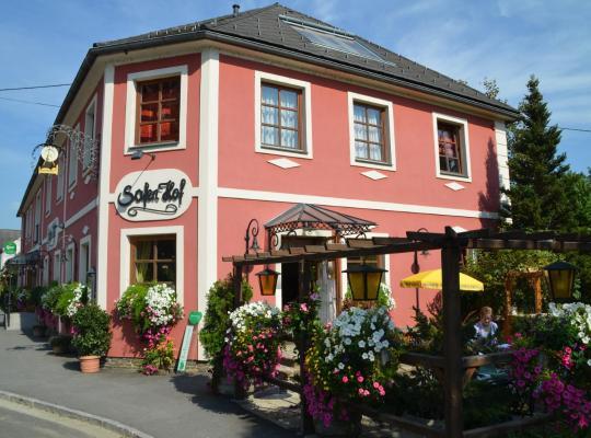Хотел снимки: Gasthof Safenhof