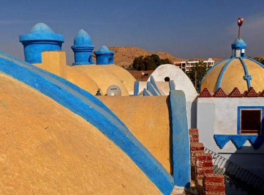 ホテルの写真: Mud house of Edfu