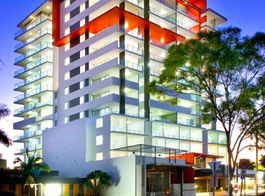 Fotos do Hotel: Edge Apartment Hotel