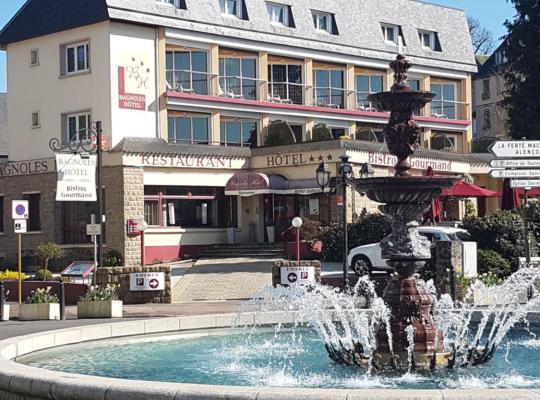 酒店照片: Bagnoles Hotel - Contact Hotel