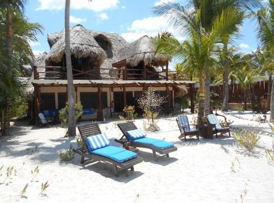 होटल तस्वीरें: Beach Guesthouse Holbox Apartments & Suites