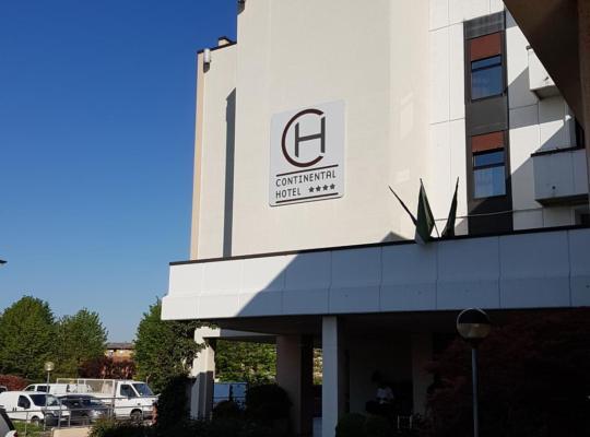 Хотел снимки: Hotel Continental Brescia