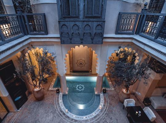ホテルの写真: Riad Ambre Et Epices