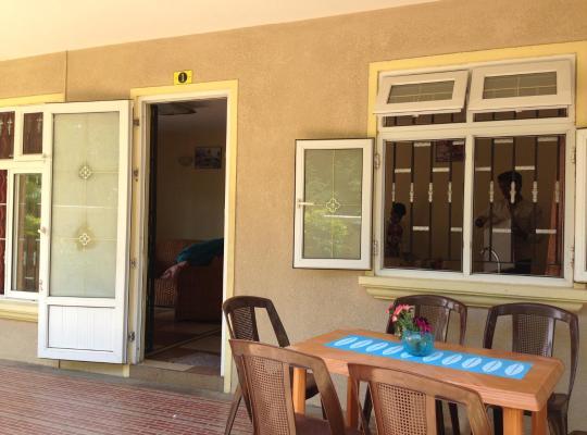 Φωτογραφίες του ξενοδοχείου: Villa Arex Mont choisy
