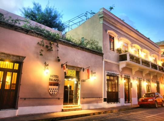 酒店照片: Boutique Hotel Palacio