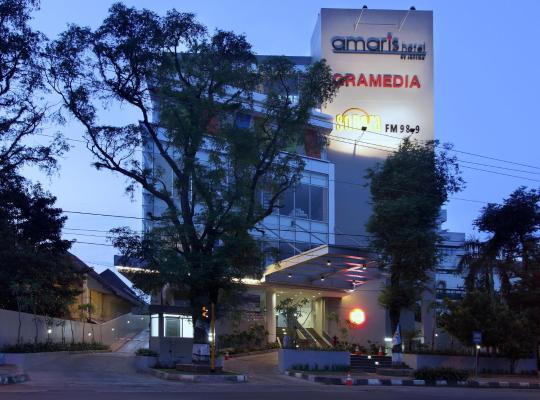 Φωτογραφίες του ξενοδοχείου: Amaris Hotel Pemuda Semarang