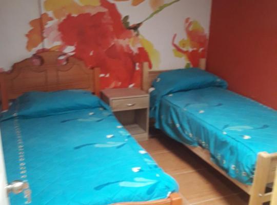 รูปภาพจากโรงแรม: Hostal la sarita