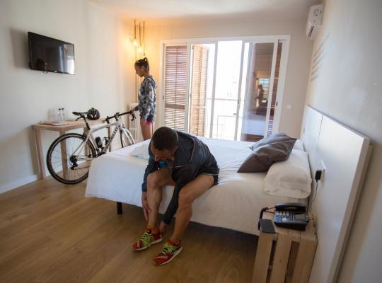 Хотел снимки: Dynamic Hotels Caldetes Barcelona