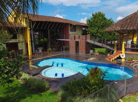 Hotel bilder: Finca Hotel La Quinta Porra