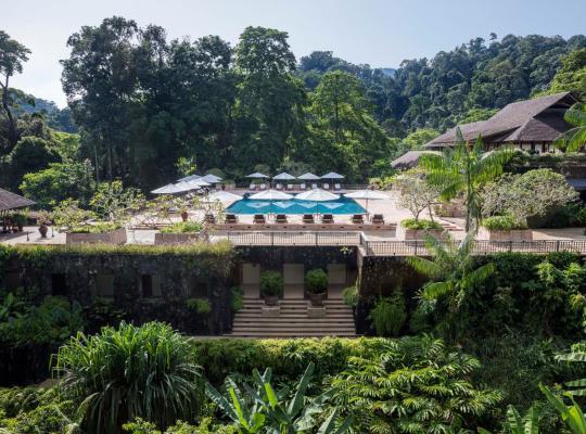 Хотел снимки: The Datai Langkawi