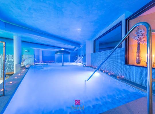Otel fotoğrafları: Hotel Norat Marina & Spa 4* Superior