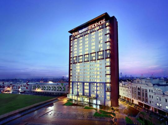 ホテルの写真: Atria Residences Gading Serpong