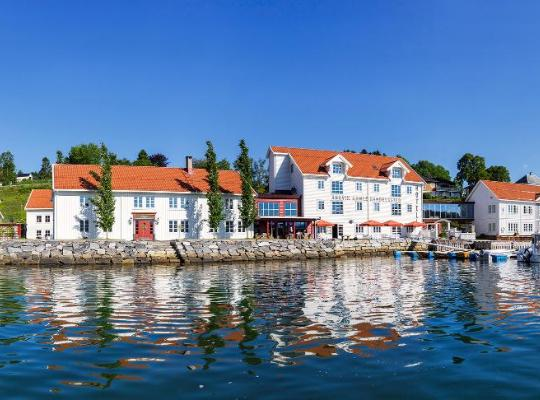 Fotografii: Angvik Gamle Handelssted - by Classic Norway Hotels