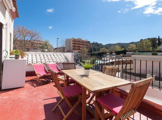 Hotel foto: Lets Holidays Terrace apartment