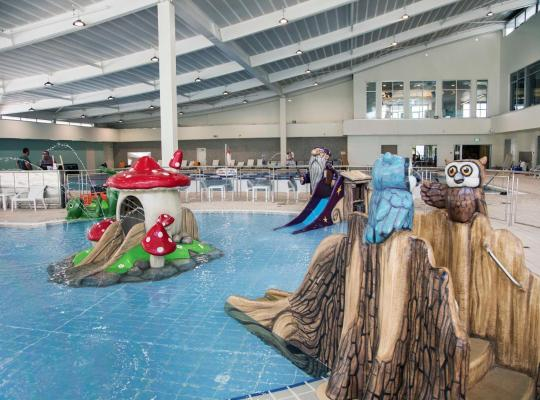 Otel fotoğrafları: Ramat Rachel Resort