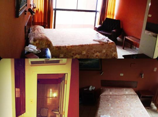 Φωτογραφίες του ξενοδοχείου: Hotel Cristal