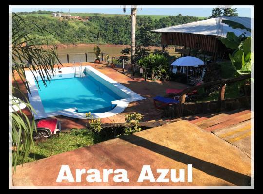 Hotelfotos: Arara Azul