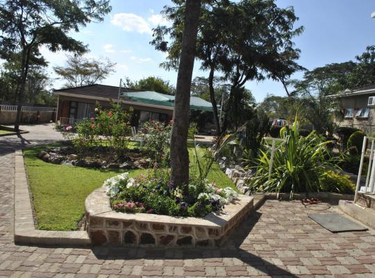 酒店照片: Palm Leaf Gardens