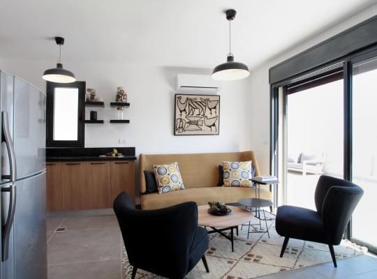 תמונות מלון: Jaffa Old City Boutique Apartments
