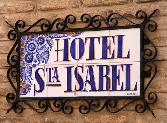 Хотел снимки: Hotel Santa Isabel