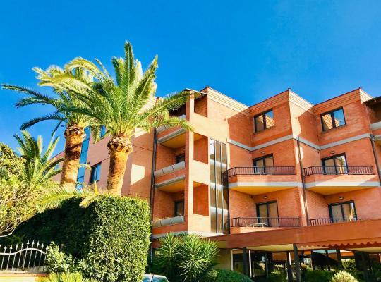 Φωτογραφίες του ξενοδοχείου: Hotel Grillo
