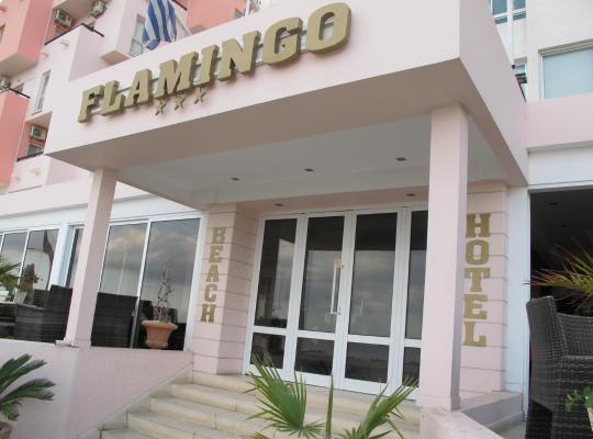รูปภาพจากโรงแรม: Flamingo Beach Hotel