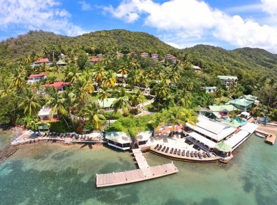 Foto dell'hotel: Marigot Beach Club & Dive Resort