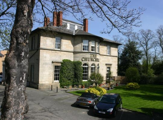 Fotos de Hotel: The Churchill Hotel
