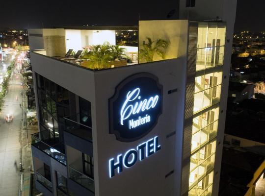 होटल तस्वीरें: Hotel Cinco Monteria