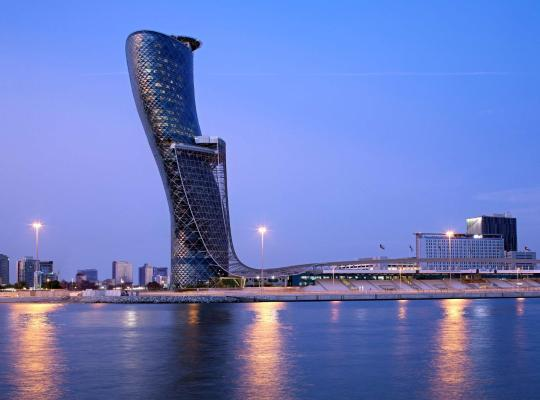 Photos de l'hôtel: Andaz Capital Gate Abu Dhabi - a concept by Hyatt