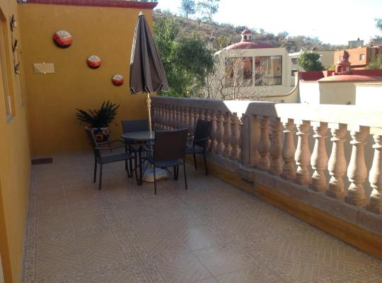 酒店照片: Casona de Cantera