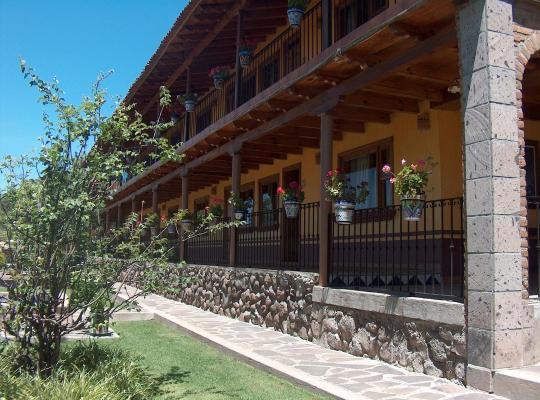 Φωτογραφίες του ξενοδοχείου: Huerta Real Mazamitla