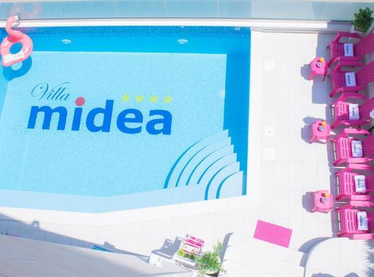 Képek: Villa Midea