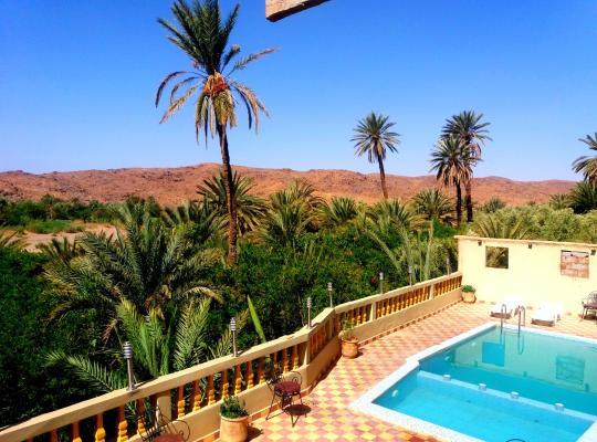 Φωτογραφίες του ξενοδοχείου: Kasbah Elmehdaoui Chez Madame Najate