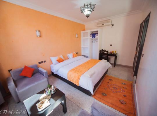 होटल तस्वीरें: Hotel Riad Amlal
