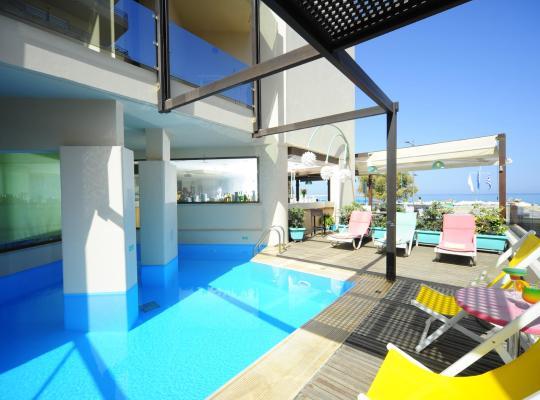 Хотел снимки: Steris Elegant Beach Hotel & Apartments