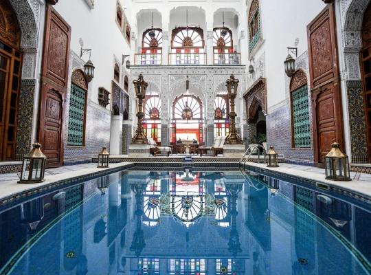 Képek: Riad Arabesque & Spa