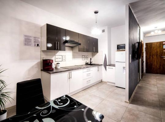 Fotos de Hotel: Top Oder Apartments