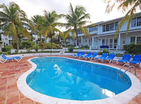 Hotel foto: Dickenson Bay Cottages