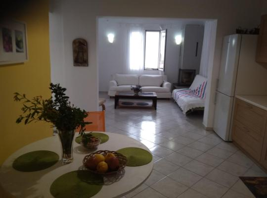 Foto dell'hotel: The Country House in Amarynthos