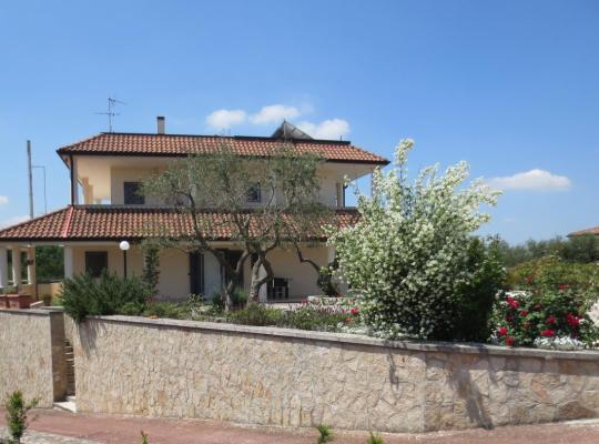 Хотел снимки: Villa Murgese