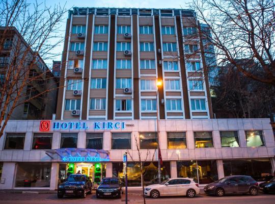 Photos de l'hôtel: Kirci Termal Hotel