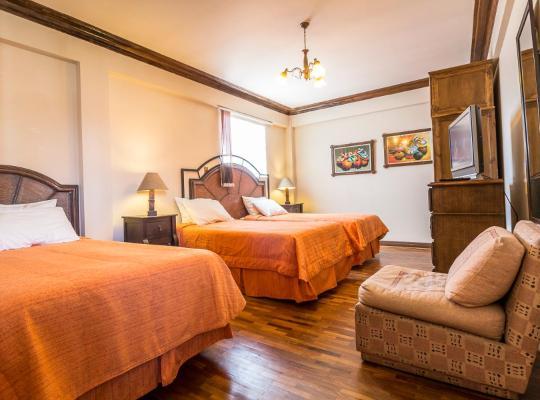 Φωτογραφίες του ξενοδοχείου: Viejo Olivo B&B