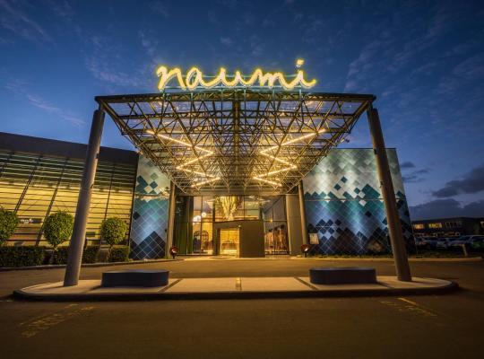 Fotografii: Naumi Auckland Airport Hotel