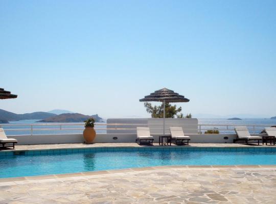 Photos de l'hôtel: Patmos Paradise Hotel