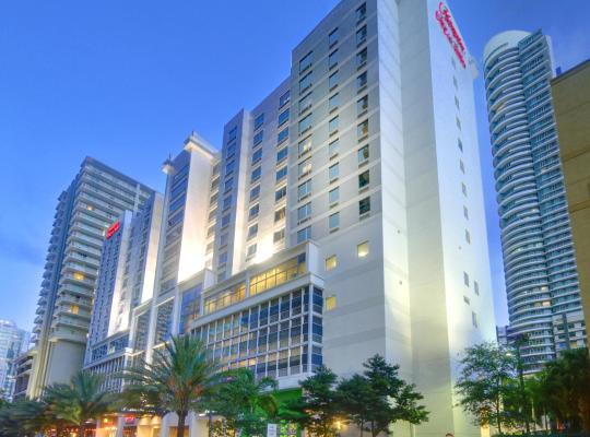 호텔 사진: Hampton Inn & Suites by Hilton Miami Downtown/Brickell