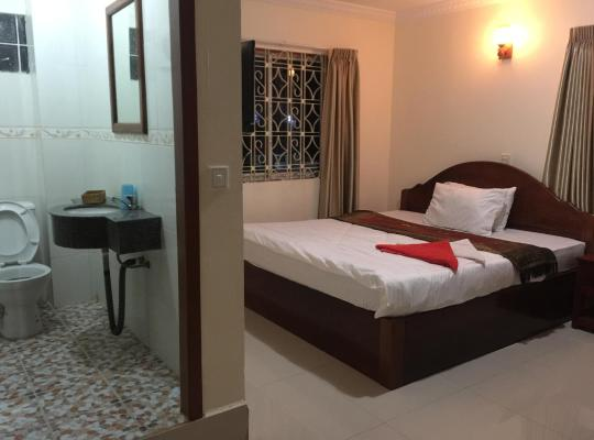 酒店照片: Hang Pich Airport Guesthouse
