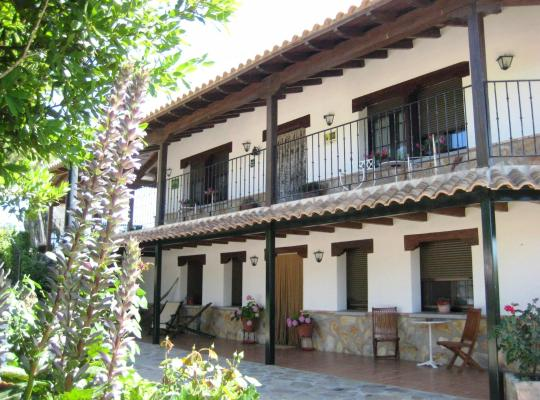 ホテルの写真: Los Laureles Casa Rural
