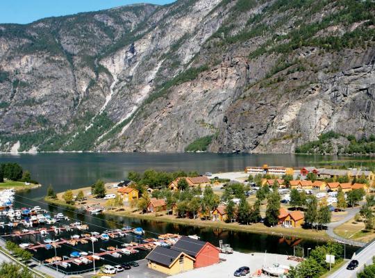 Hotel fotografií: Lærdal Ferie- og Fritidspark